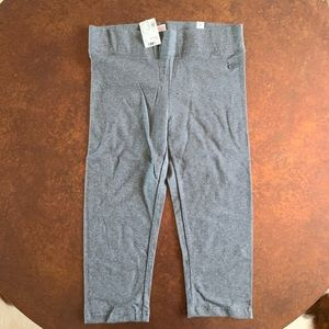 Justice crop leggings NWT size 14